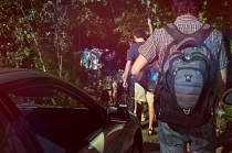 SON OF CLOWNS FULL CAST AND CREW WOODS SCENE TRAIL